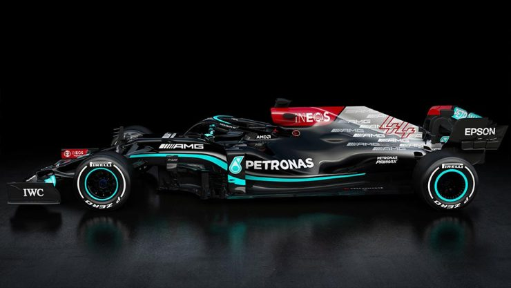 BOTTAS 4.0 WANTS TO FIGHT FOR THE TITLE IN 2021 WITH THE NEW MERCEDES W12