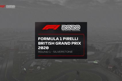 F1 ESPORTS B: Le Pagelle del Virtual British Grand Prix! Perfetti Gabbioni e Tamarini. Bene Verdi e Ciavarella.