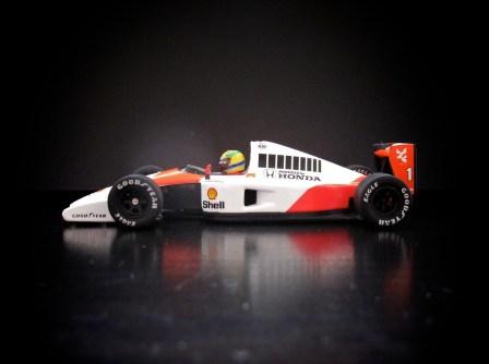 1991 Ayrton Senna