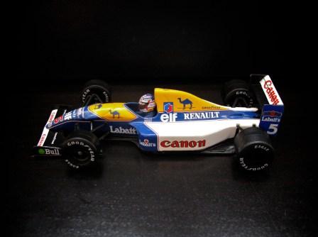 1992 Mansell 2