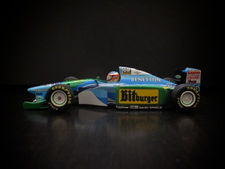 1994 Michael Schumacher