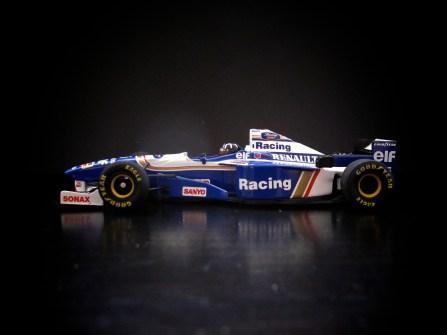 1996 Damon Hill