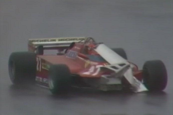1981 - Villeneuve, encore lui. Bien qu'il ne termine que troisième derrière Laffite et Watson, il est le principal animateur de la course. Il pilote ainsi seize tours avec un aileron qui se dresse à la verticale, et boucle les sept derniers tours sans, maîtrisant à la perfection sa Ferrari 126C.