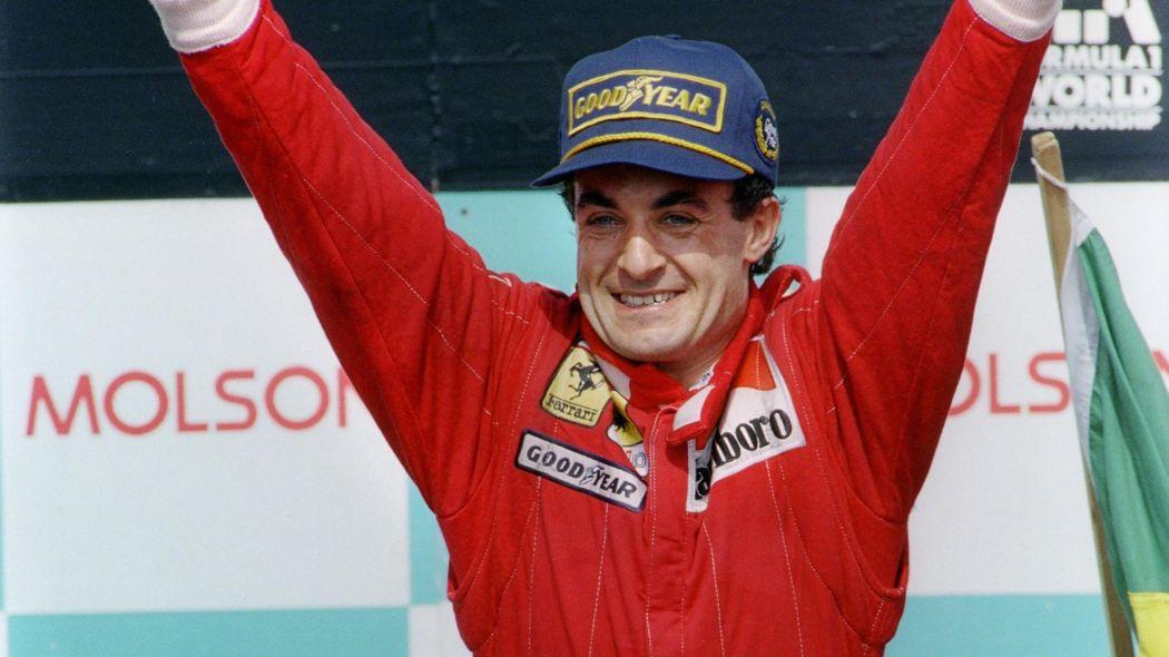 1995 - Alesi, enfin ! Pour son 91ème Grand Prix et le jour de ses 31 ans, l'Avignonnais signe ce qui restera sa seule victoire en F1, bénéficiant des problèmes électroniques d'un Schumacher jusque là dominateur.