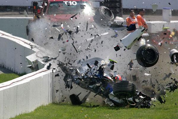 2007 - De l'accident au triomphe. Lors du Grand Prix 2007, Robert Kubica part dans une effroyable série de tonneaux dont il ne sort que légèrement blessé. Un miracle! Remis de son accident, il s'imposera sur ce même circuit l'année suivante, signant sa seule victoire en F1