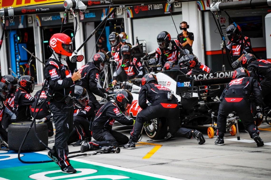 Haas au Grand Prix de Hongrie © AutoHebdo