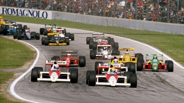 McLaren-Prost-Senna-Imola-départ-1989