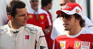 Pedro Martínez de la Rosa será piloto probador de Ferrari