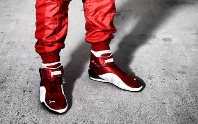 2 Calzado de Fernando Alonso