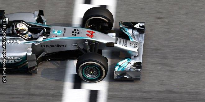Daimler/Mercedes AMG Petronas F1