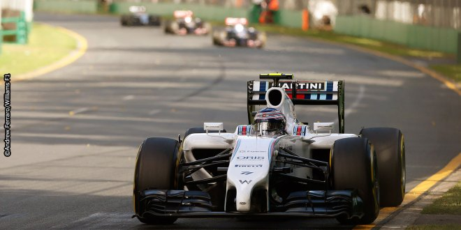 Andrew Ferraro/Williams F1