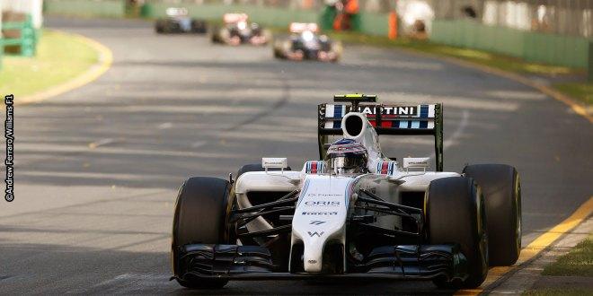 Andrew Ferraro/Williams F1