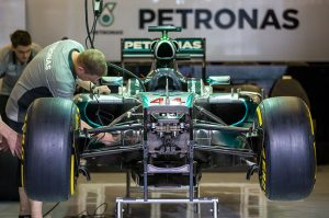 Mercedes AMG F1 W05 Hybrid  F1technical
