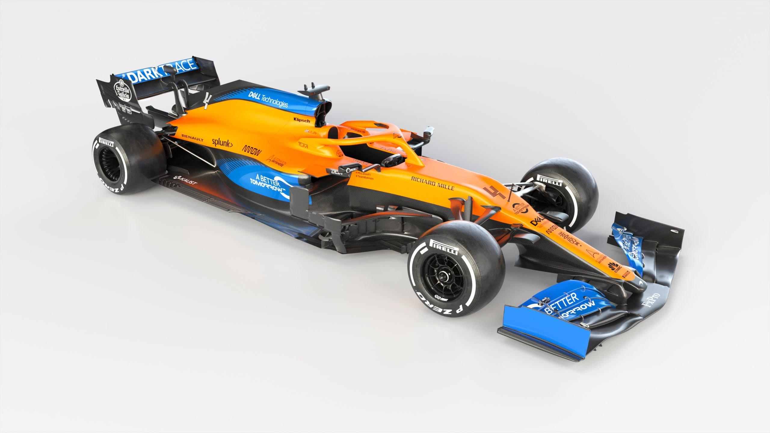 2020 MCL35 LN4 3Q BAT 11 scaled Prezentacje bolidów na sezon 2020