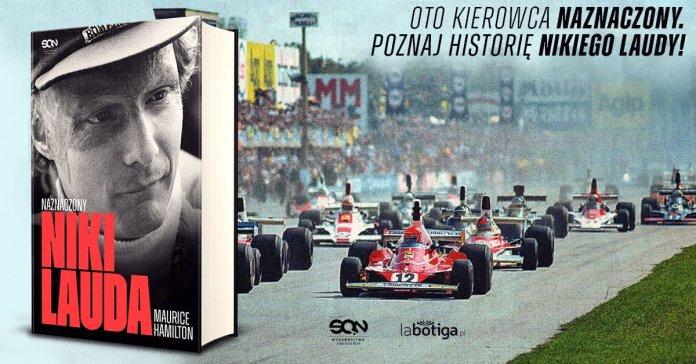 """00tt Lauda przedsprzedaz 1200x628px Recenzja """"Niki Lauda. Naznaczony"""""""