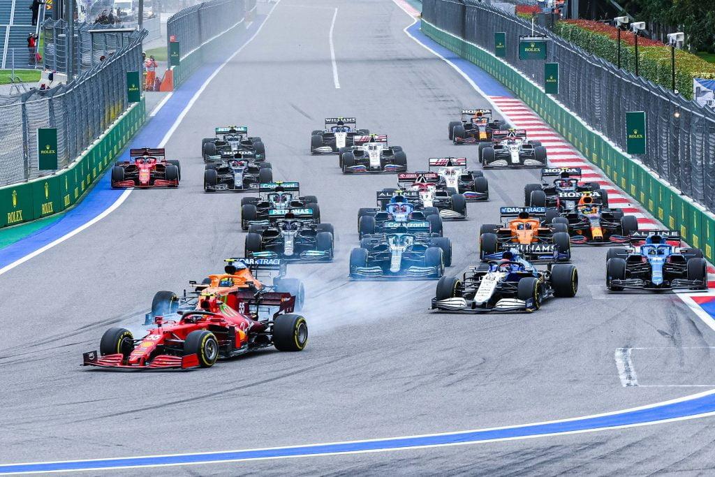 21052 scuderia ferrari russian gp sunday Grand Prix Rosji 2021 – podsumowanie