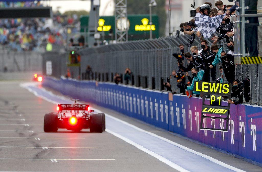 M282670 Grand Prix Rosji 2021 – podsumowanie