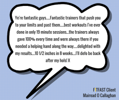 Ye're fantastic guys.....Fantastic trainers