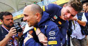 Verstappen hails 'passionate' engineer's influence