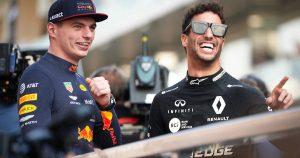 Ricciardo 'has to' pick Verstappen over Norris