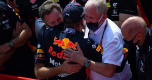 Verstappen: 'No bulls**t' with 'father figure' Marko