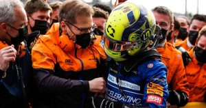 Norris has 'a chance' of championship top-four spot