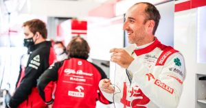 Kubica 'getting old' but covers almost four race distances