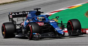 Alonso P5 but 'more to come' in Barcelona
