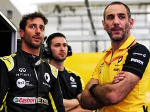 Abiteboul 'man of my word' on Ricciardo tattoo bet