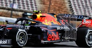 Perez: What I used to do doesn't work with this car