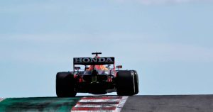 Horner: Track limits have been 'brutal' to Red Bull