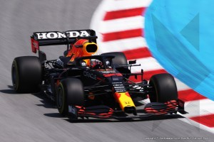 Max ninth after Friday practice: 'I went wide at turn 10'