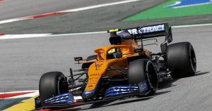 Unhappy Norris says Mazepin 'cost me qualy'