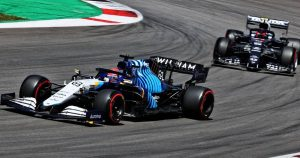 Russell in 'great position' for first Williams points