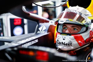 Max reflects on Friday practice: 'Couldn't see anything above 250km/h'