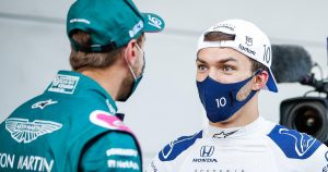 Gasly hopes increased media does not lead to 'burn out'