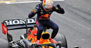 Max: Stop F1 racing if you don't think you're the best