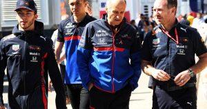 Tost gave Albon his best Formula 1 career advice