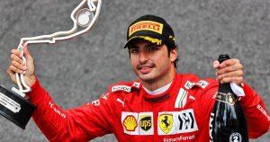 Sainz praises McLaren influence on Formula 1 career