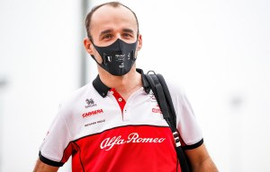 Kubica to replace Raikkonen for FP1 in Hungary
