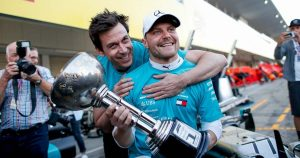 Wolff would help Bottas find a new seat
