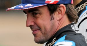 Life begins at 40 in Budapest for Alonso