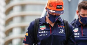 Verstappen clear 'I do not get intimidated'