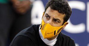'Completely unintentional' is Ricciardo's verdict