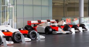 McLaren Group receive £550m in new investment