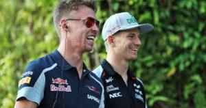 Hulkenberg, Kvyat on rumoured Williams short-list