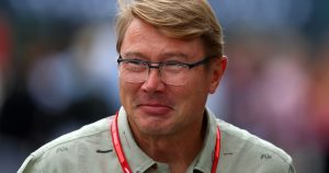 Hakkinen found sprint 'exciting' and 'courageous'
