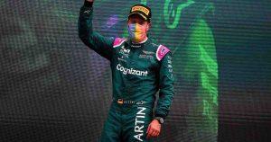 Vettel assesses start of new Aston Martin chapter