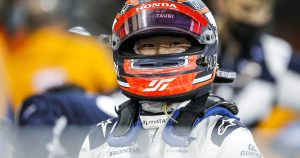 Formula 1 did not match up to Tsunoda's expectations