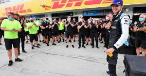 Alpine: Ocon's Hungarian win not a breakthrough